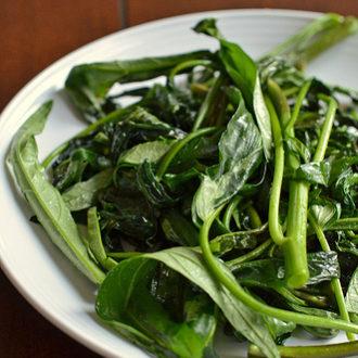 Garlic Water Spinach