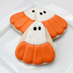 Guest Post: Peek-a-boo Ghost Cookies by SweetSugarBelle