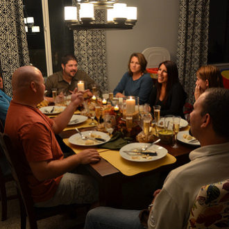Foodbuzz 24×24: A Fall-Inspired Progressive Dinner