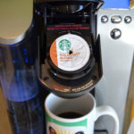 Starbucks K-cups Review + A Christmas Giveaway! (CLOSED)