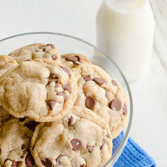 Dangerous Peanut Butter Chocolate Chip Cookies