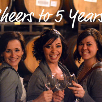 Cheers to Five Years! A KitchenAid Food Processor Giveaway! – CLOSED