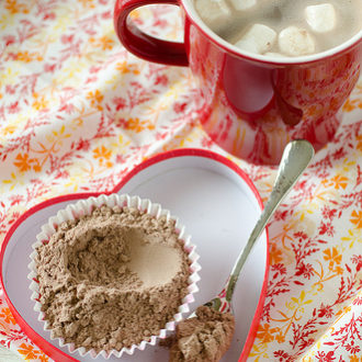 DIY Homemade Hot Cocoa Mix