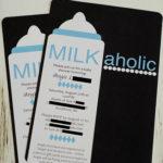 Milkaholic Baby Shower