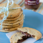 Chocolate Hazelnut Surprise Cookies + A JIF Giveaway! – CONTEST CLOSED