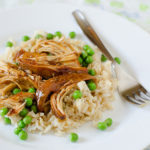 Easy Apricot Sesame Crock Pot Chicken