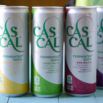 Cascal: A Natural Soft Drink GIVEAWAY