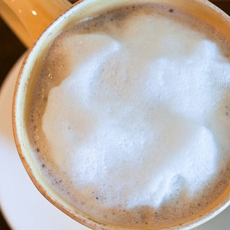DIY Quick & Easy Milk Froth