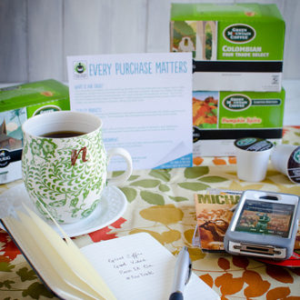 Great Coffee, Good Vibes, Pass It On: Keurig Mini Plus Brewer Giveaway – CLOSED