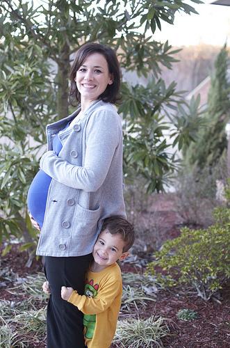 27 weeks 2nd pregnancy