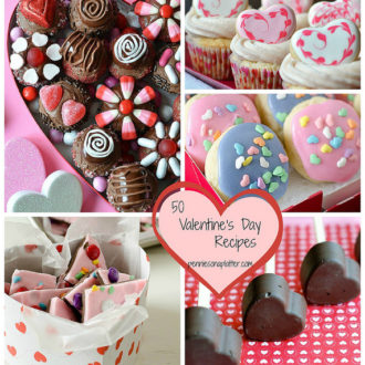 50 (or 51) Valentine's Day Recipes