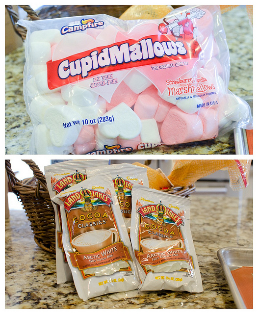 CupidMallows and White Hot Cocoa
