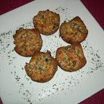 Savory Mushroom Muffin Cups