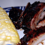 Baby back Ribs with Jammy Glaze