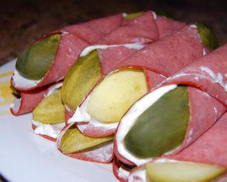 M-dubs (Pickle Wraps)