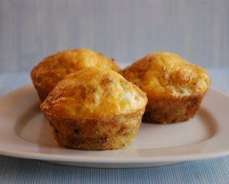 Stuffin' Egg Muffin
