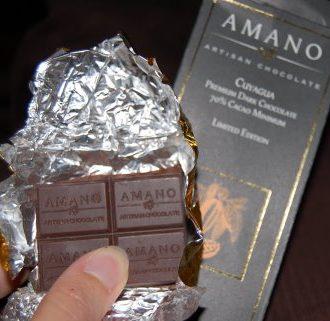Amano Chocolate Giveaway