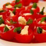 Italian Tomato Cups