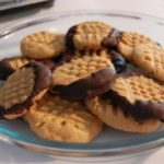 Four- Ingredient Peanut Butter Cookies