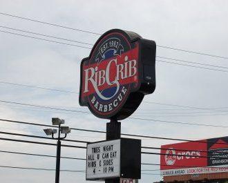Rib Crib Barbecue [Branson, MO]