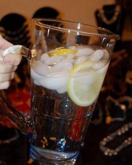 Penny Pincher & Quick Fix – Water & Lemon