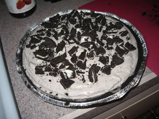 Jell-O Oreo Pudding Pie