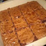 Gooey Yet Cake-Like Brownies