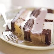 Neapolitan Ice Cream Cake