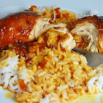 Apricot and French Dressing Crock Pot Chicken