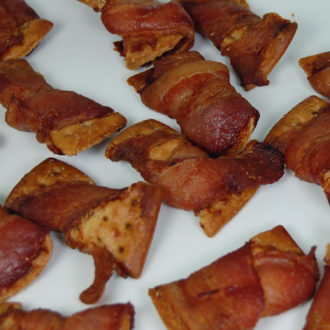 Bacon Cracker Appetizers