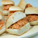 Quick Fix: Buffalo Chicken Mini Sandwiches