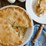 Semi-Homemade Chicken Pot Pie 2