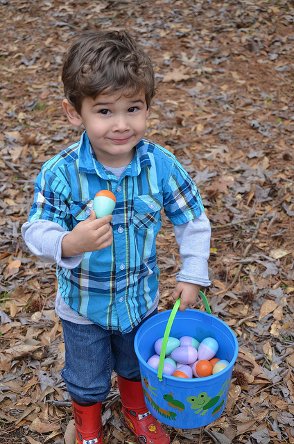 Judah Easter Egg Hunt in Madison 2013