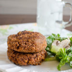 15-Minute Black Bean Patties