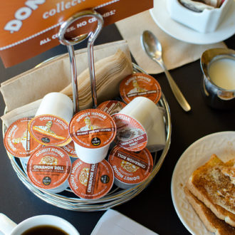 On My Table: Donut House Coffee K-Cup Packs