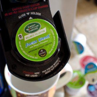K-Cup Ambassador: Introducing Wellness Brewed