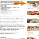 Featured Recipes Sidebar