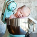 KitchenAid Mixer Newborn