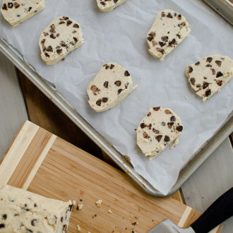 Slice 'n Bake Chocolate Chip Cookies
