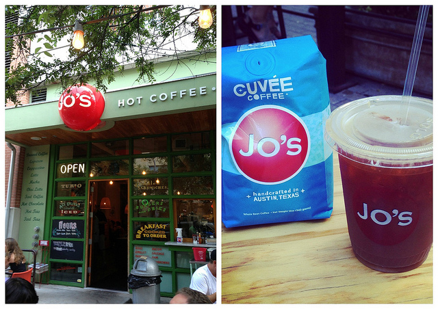 Jos Coffee Collage