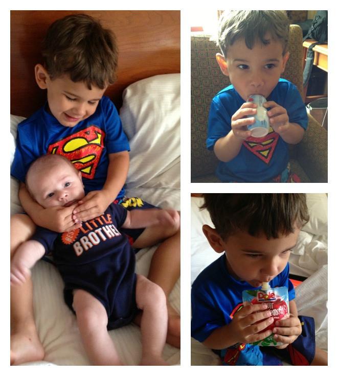 Judah Simon BlogHer Austin Collage