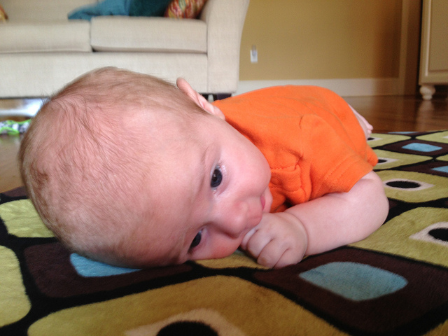 Simon Tummy Time