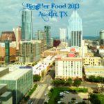 Austin, TX: BlogHer Food Conference 2013 – Part 1