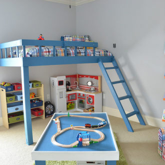 Judah's Big Boy Room