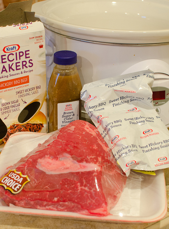 Kraft RecipeMakers - Hickory BBQ Beef