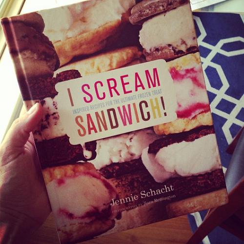 I Scream Sandwich
