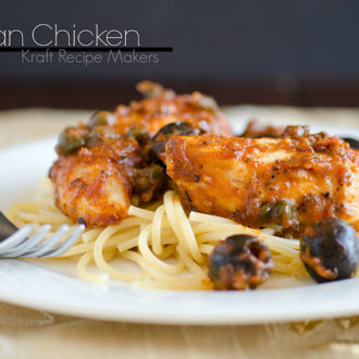 Kraft Recipe Makers: Italian Chicken + $100 Gift Card Giveaway!