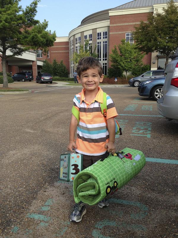 Judah Preschool 3