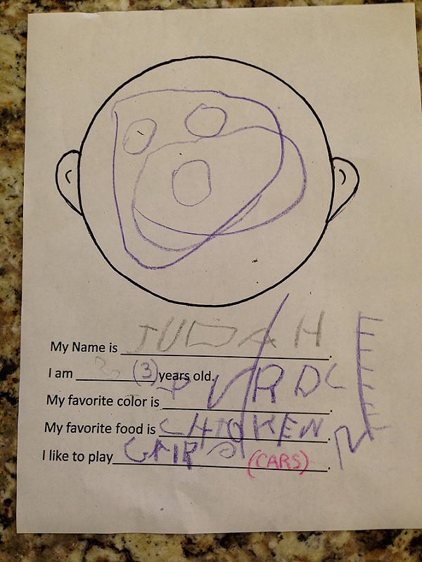 judah homework