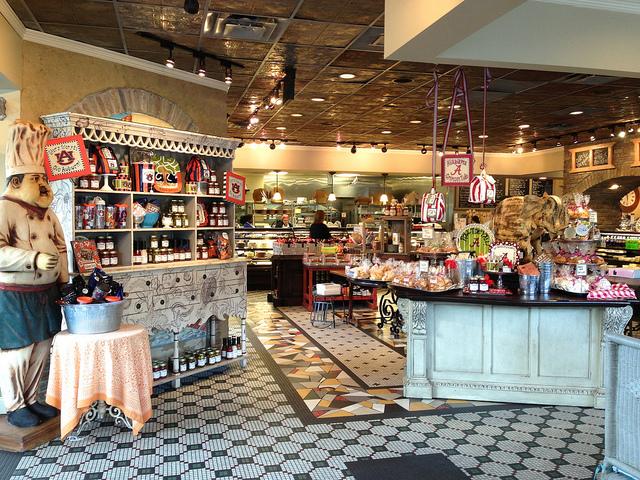 Edgars Bakery Inside